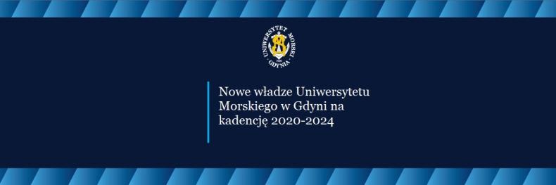 Nowe władze Uniwersytetu Morskiego w Gdyni na kadencję 2020-2024  - GospodarkaMorska.pl