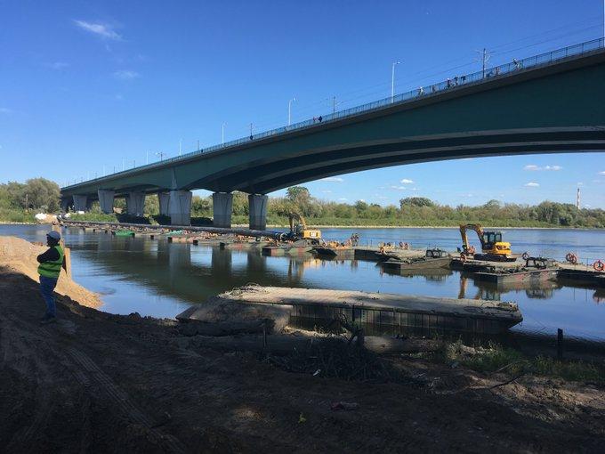 Przygotowania do budowy zapasowego rurociągu przez Wisłę - GospodarkaMorska.pl