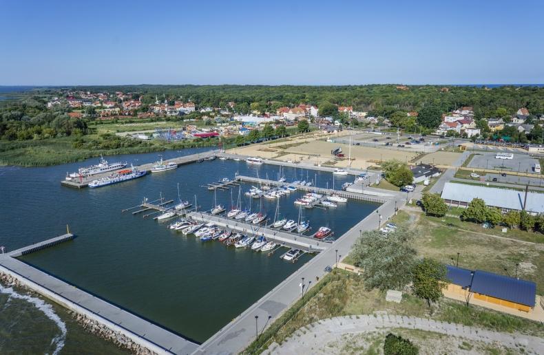 11 mln zł na rozbudowę pirsu pasażerskiego w Krynicy Morskiej - GospodarkaMorska.pl