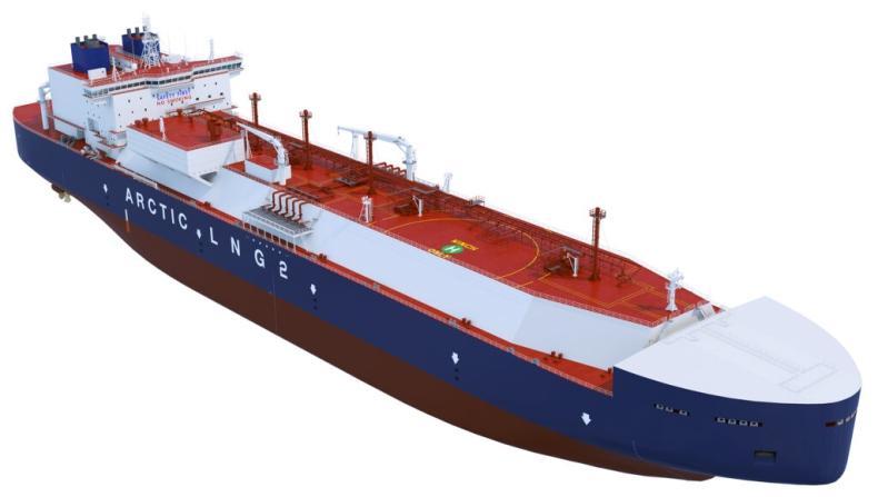 Novatek wyczarterował flotę arktycznych tankowców LNG - GospodarkaMorska.pl