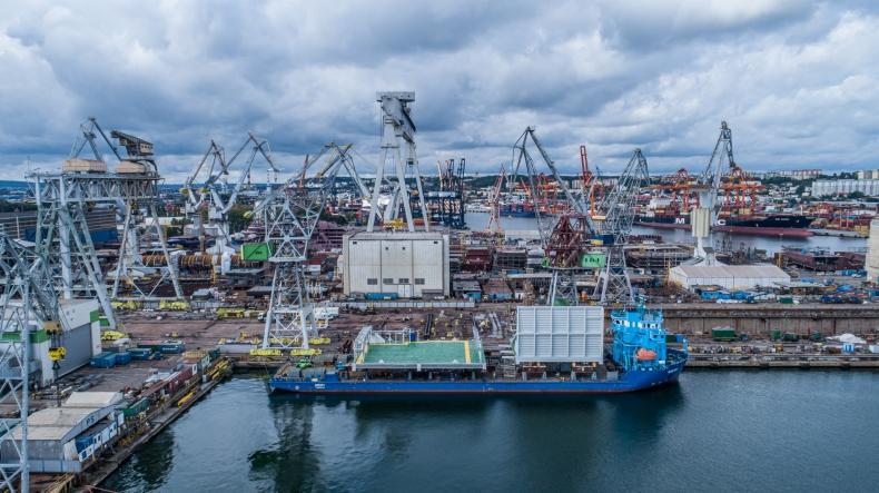 Energomontaż-Północ Gdynia SA zakończył realizację modułów dla projektu FPSO Johan Castberg (foto, wideo) - GospodarkaMorska.pl