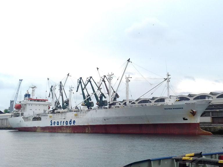 Piraci zaatakowali statek chłodniczy u wybrzeży Nigerii - GospodarkaMorska.pl