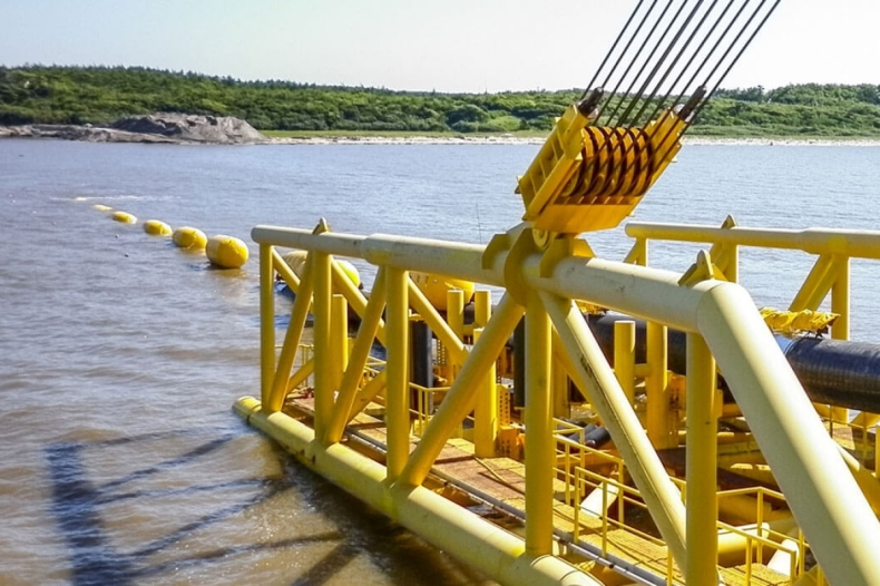 Baltic Pipe - wykonawca wchodzi na teren budowy - GospodarkaMorska.pl