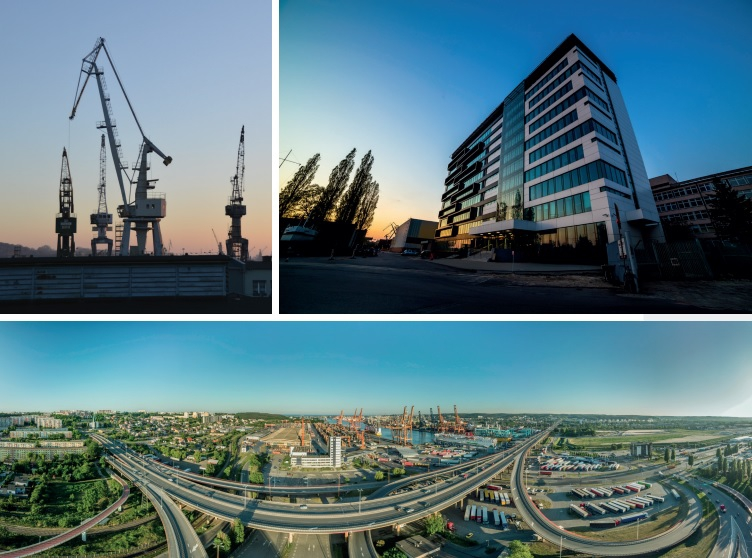 Pomorska Specjalna Strefa Ekonomiczna - oferta inwestycyjna - GospodarkaMorska.pl