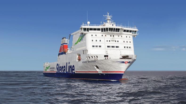 Prom Stena Line wsparł akcję ratowniczą u wybrzeża Szwecji - GospodarkaMorska.pl