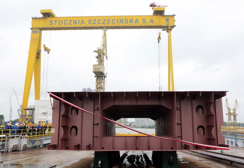 Grodzki o budowie promu w Szczecinie: katastrofa pokazująca totalną porażkę PiS - GospodarkaMorska.pl