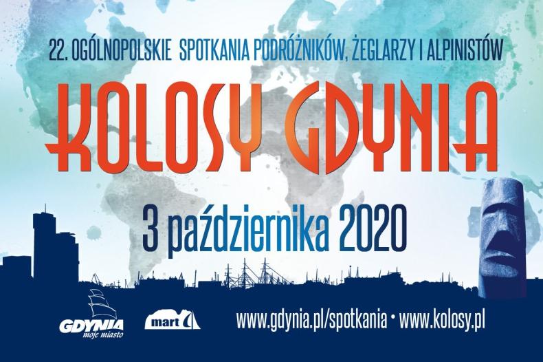 Ogólnopolskie Spotkania Podróżników, Żeglarzy i Alpinistów - Kolosy Gdynia w nowej formule  - GospodarkaMorska.pl