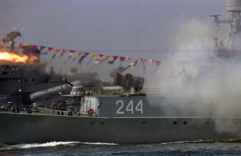 Marynarka wojenna Rosji modernizuje bazę w Bałtyjsku - GospodarkaMorska.pl