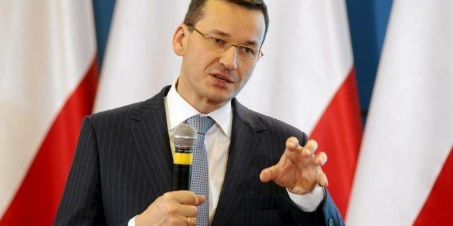 Morawiecki: Nord Stream 2 już kosztował Europę zbyt drogo - GospodarkaMorska.pl