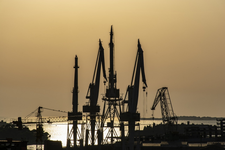 ISR: Sektor stoczniowy liczy na odbicie już w przyszłym roku - GospodarkaMorska.pl