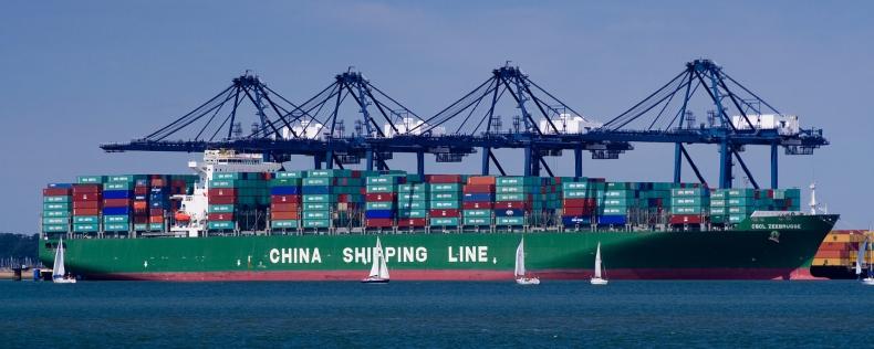 Seaspan powita parę kontenerowców o ładowności 13 tys. TEU - GospodarkaMorska.pl