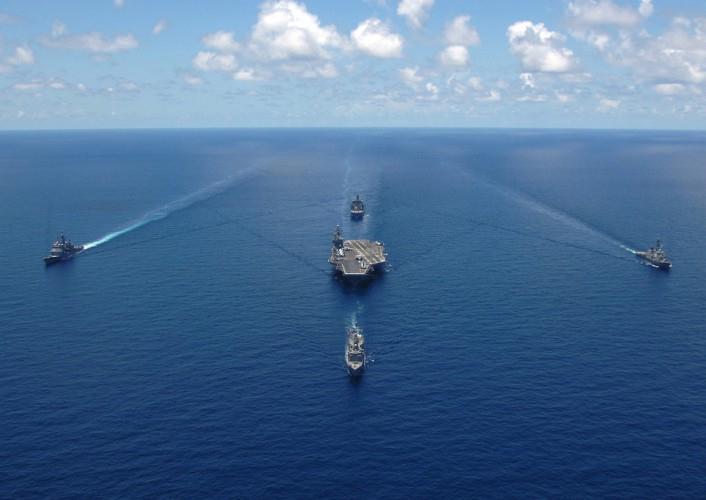 Rosjanie twierdzą, że odpowiedzialność za napięcia na Morzu Czarnym spoczywa na USA - GospodarkaMorska.pl