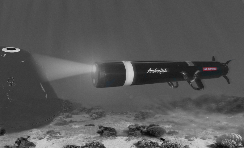 BAE Systems z kontraktem U.S. Navy na systemy zwalczania min - GospodarkaMorska.pl