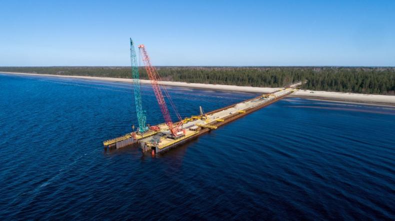 Rosyjska Służba Wywiadu Zagranicznego: Nord Stream 2 jest celem kampanii wokół Nawalnego - GospodarkaMorska.pl