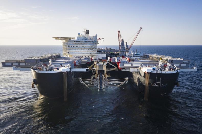 Firmy międzynarodowe nie chcą ubezpieczać Nord Stream 2 - GospodarkaMorska.pl