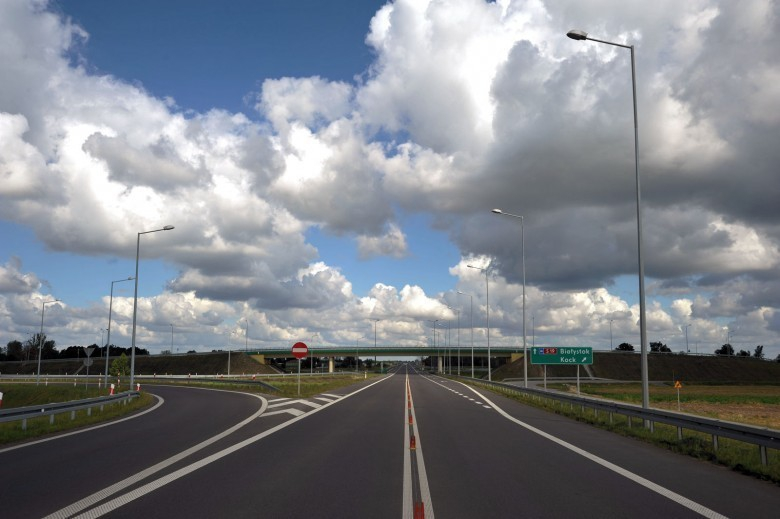Adamczyk: budowa drogi Via Baltica idzie w bardzo dobrym tempie - GospodarkaMorska.pl
