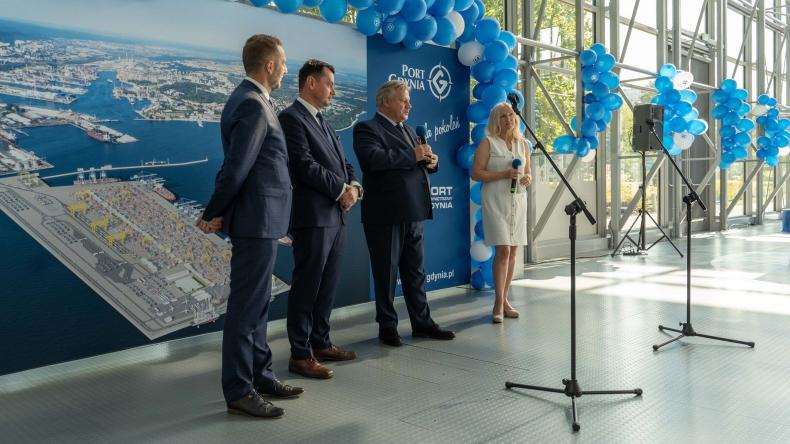 Urodziny Portu Gdynia w przeddzień Światowego Dnia Morza (foto, wideo) - GospodarkaMorska.pl