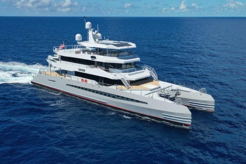 Metal Shark przedstawił nową linię jachtów ekspedycyjnych - GospodarkaMorska.pl