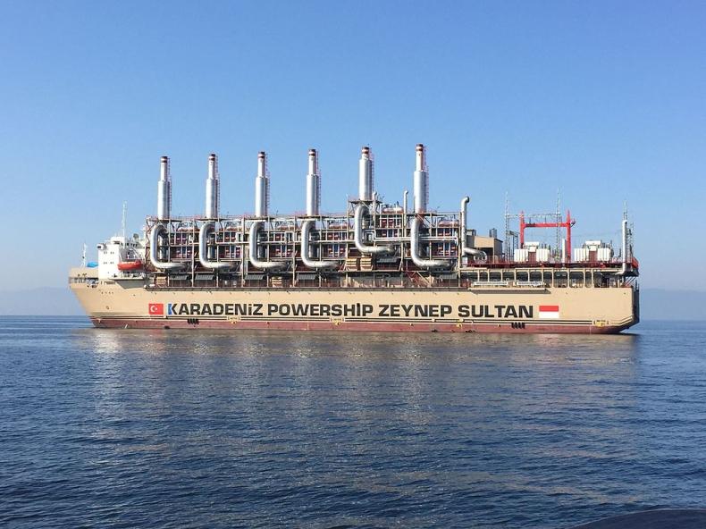 Karpowership wystartował z pierwszym projektem pływającego terminalu LNG w Indonezji - GospodarkaMorska.pl
