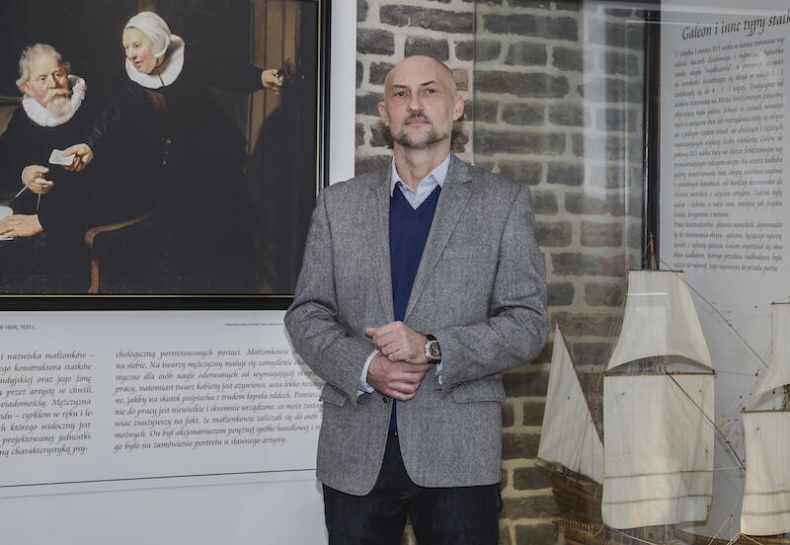 60 lat Narodowego Muzeum Morskiego w Gdańsku. Wywiad z dyrektorem Robertem Domżałem - GospodarkaMorska.pl