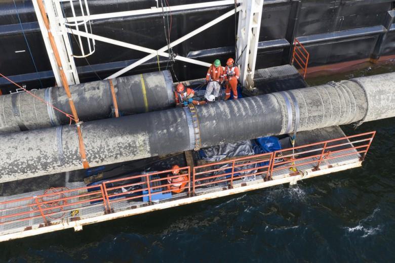 Rosja: rozpatrujemy różne opcje wznowienia układania Nord Stream 2 - GospodarkaMorska.pl
