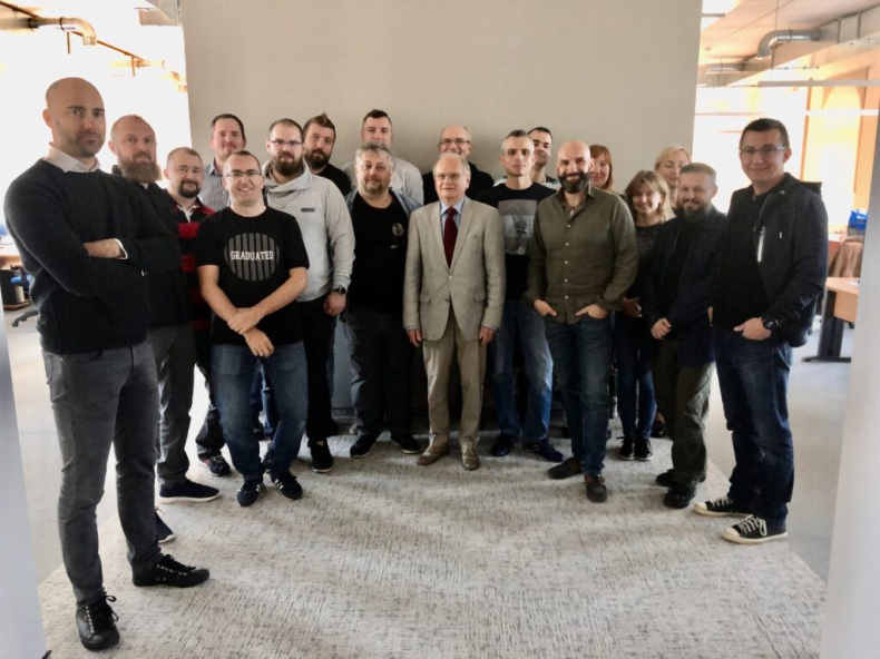 Nowe biuro Seatech Engineering - GospodarkaMorska.pl