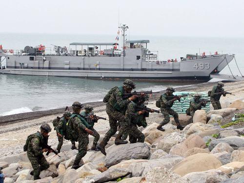 Tajwan: więcej patroli morskich  - GospodarkaMorska.pl