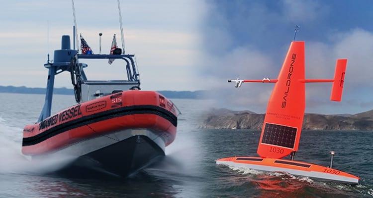 Straż przybrzeżna USA przetestuje bezzałogowe statki na Hawajach - GospodarkaMorska.pl