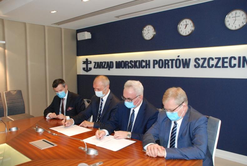 Basen Kaszubski: podpisanie umowy z Doraco - GospodarkaMorska.pl