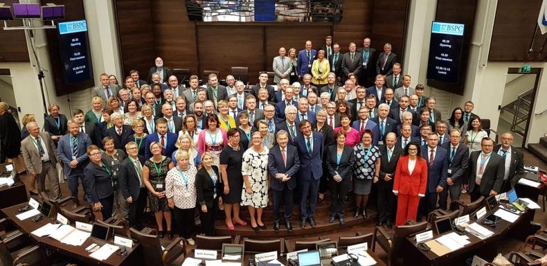 ISR: Konferencja Parlamentarna Morza Bałtyckiego - GospodarkaMorska.pl