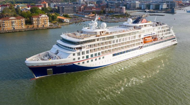 Kolejne statki wycieczkowe przypłyną do Göteborga - GospodarkaMorska.pl
