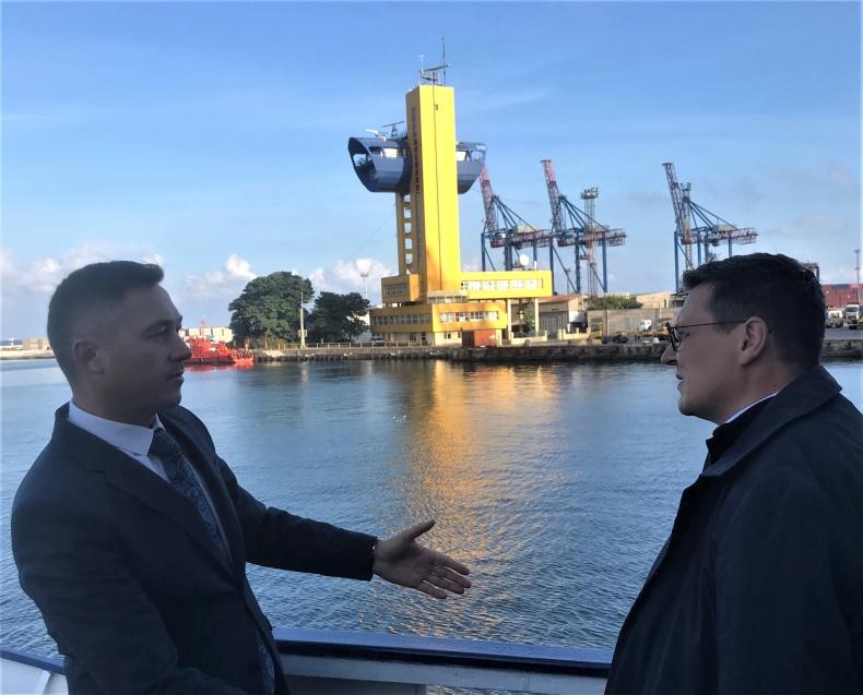 Port Gdańsk zacieśnia współpracę z portami na Ukrainie - GospodarkaMorska.pl