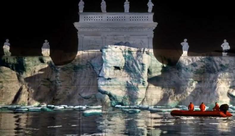 Polarny świat 3D na wyciągnięcie ręki! - GospodarkaMorska.pl