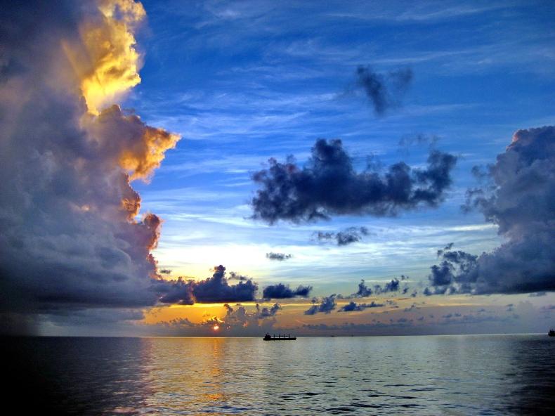 Ocean Atlantycki najcieplejszy od prawie 3000 lat - GospodarkaMorska.pl