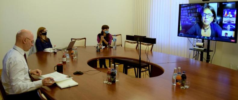 Minister Michał Kurtyka na Aspen-Columbia Global Energy Forum - GospodarkaMorska.pl