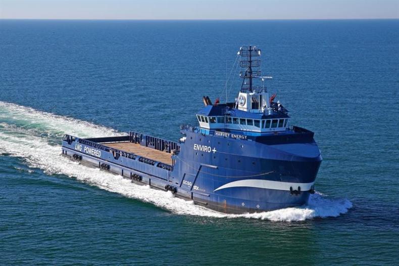 Wartsila dostarczy akumulatory dla statków PSV Harveya Gulfa - GospodarkaMorska.pl