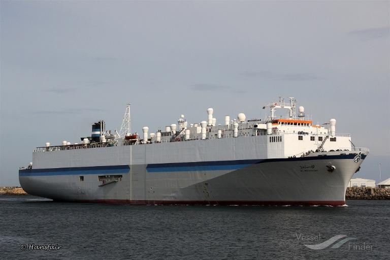 Koronawirus na dwóch statkach w Australii - GospodarkaMorska.pl