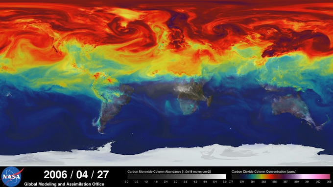 Globalne ocieplenie: wersja dla niewtajemniczonych - GospodarkaMorska.pl