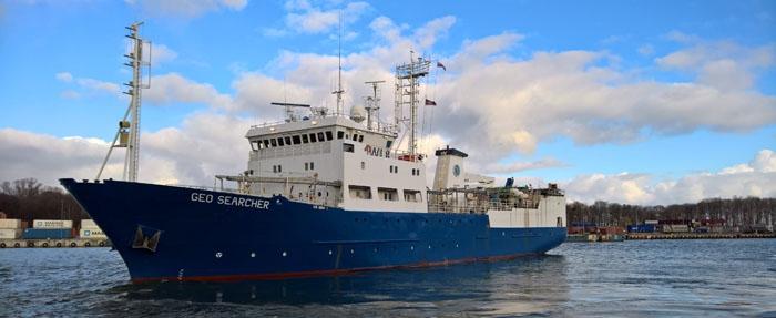 Były statek badawczy z Gdańska zatonął na Atlantyku - marynarze utknęli na odległej wyspie  - GospodarkaMorska.pl