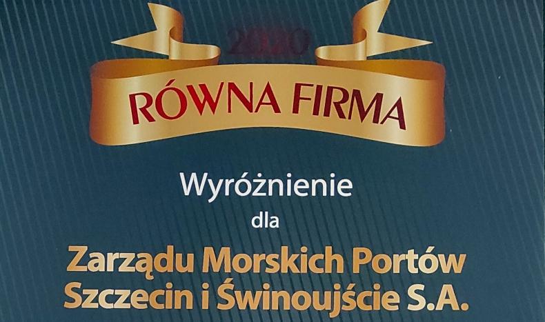 ZMPSiŚ wyróżniony przez ekonomistów z Uniwersytetu Szczecińskiego - GospodarkaMorska.pl