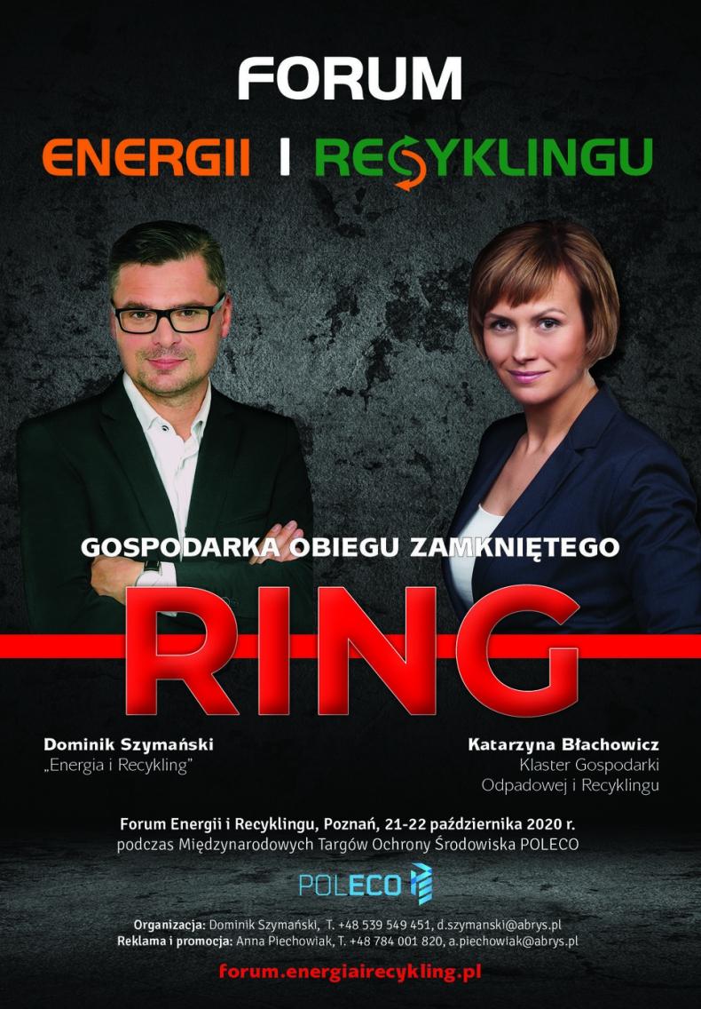 Forum Energii i Recyklingu 2020 - GospodarkaMorska.pl