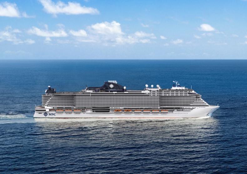 MSC Cruises jako pierwsze zainstalowało nowy system oczyszczania powietrza Fincantieri na statkach wycieczkowych - GospodarkaMorska.pl