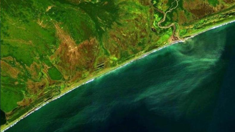 Znamy powód katastrofy ekologicznej u wybrzeży Kamczatki - GospodarkaMorska.pl