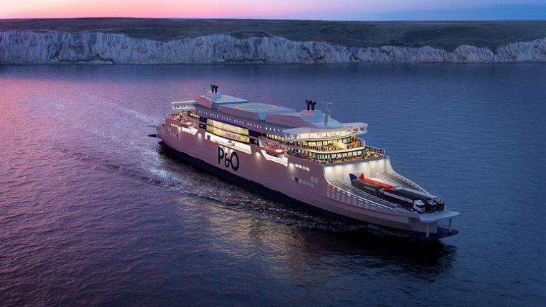 "P&O Ferries wybiera silniki Wärtsilä dla ""super promów"" - GospodarkaMorska.pl"