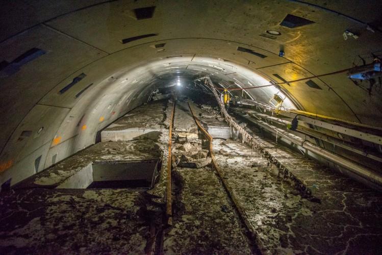 Trwa wybór firmy, która udrożni tunel pod Wisłą - GospodarkaMorska.pl