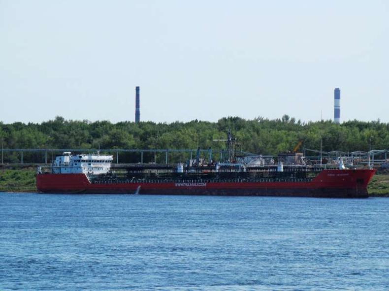 Wybuch na tankowcu na Morzu Azowskim, trzy osoby z załogi zaginęły - GospodarkaMorska.pl