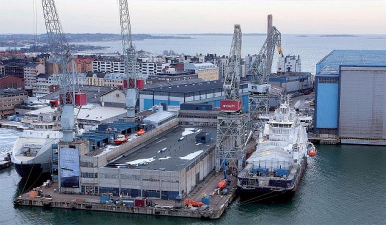 Stocznia Helsinki zdobyła zamówienie na hybrydowy statek wycieczkowy - GospodarkaMorska.pl