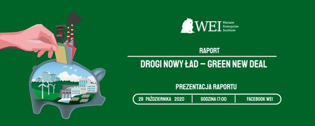 Nowy Drogi Ład. Polska może nie udźwignąć klimatycznych zobowiązań! - GospodarkaMorska.pl