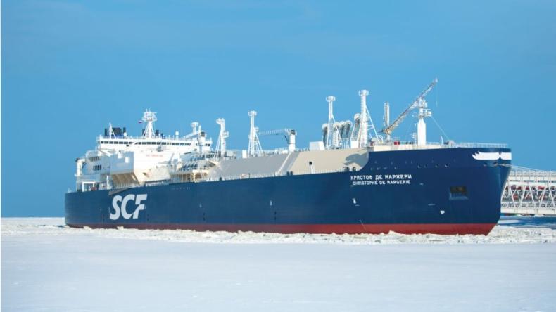 Novatek kończy formację floty Arctic LNG 2 - GospodarkaMorska.pl