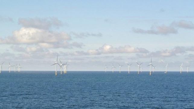 Raport: Moc z morskich farm wiatrowych wzrosła o 50 procent od stycznia - GospodarkaMorska.pl